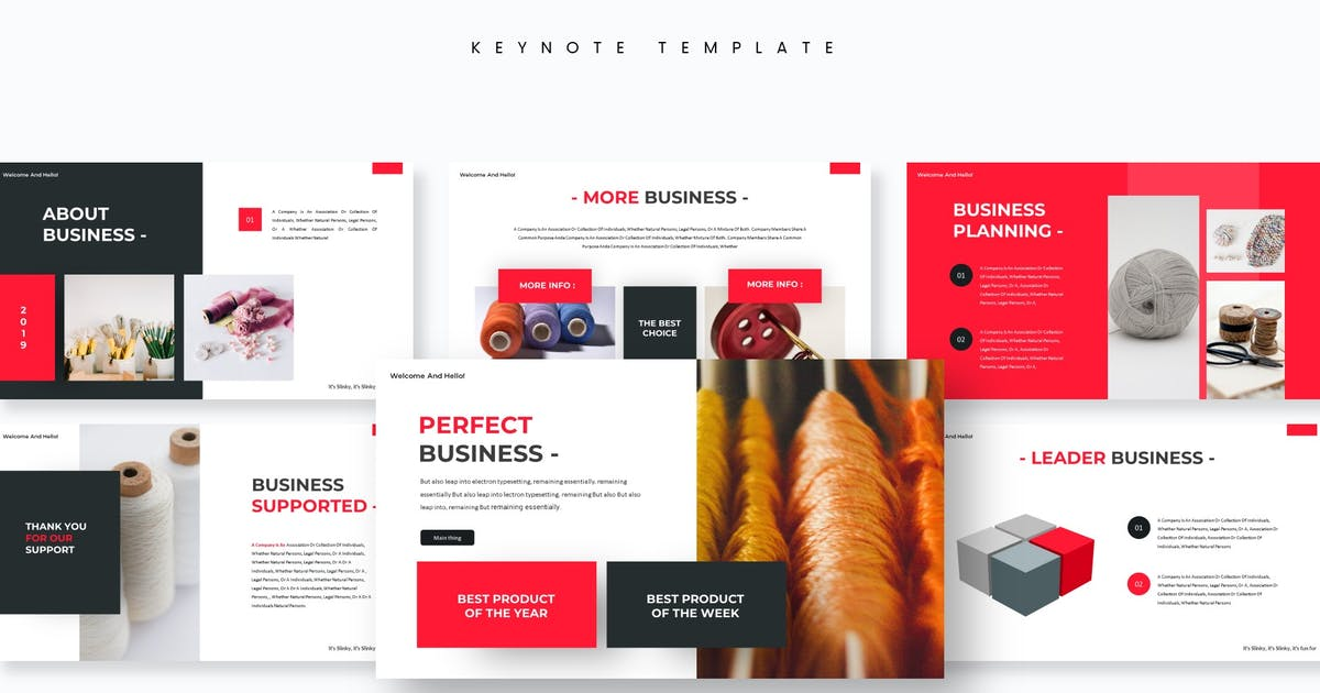 Download Zoloa - Keynote Template by aqrstudio