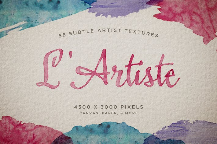 Thumbnail for L'Artiste Subtle Artist Textures Volume 1