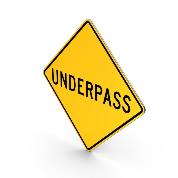 Cover Image for Underpass Sign