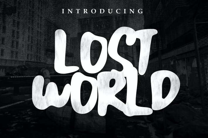 Thumbnail for Lost World
