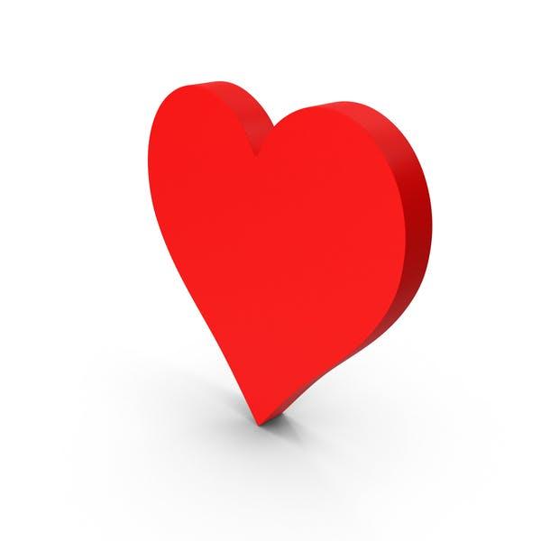 Heart Card Suit
