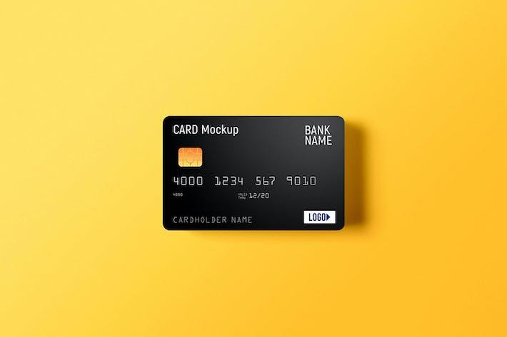Thumbnail for Credit Card Mockup
