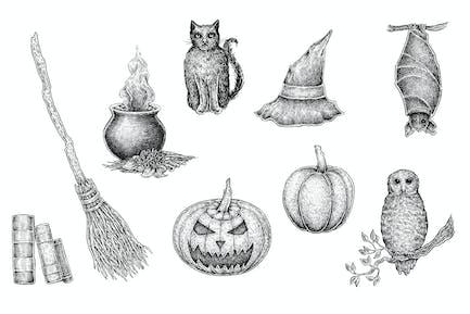 Colleción Halloween