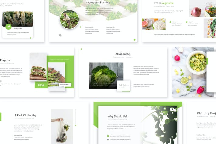 Thumbnail for Leslie - Powerpoint Template
