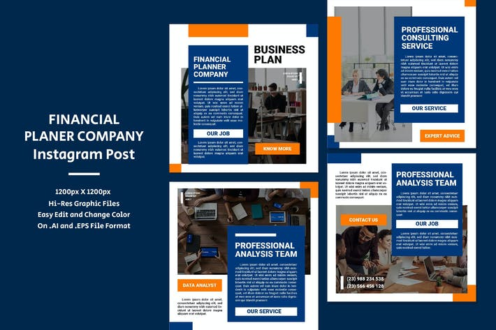 Thumbnail for Financial Planner Unternehmen
