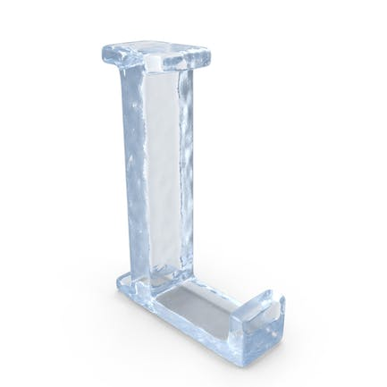 Ice Capital Letter L