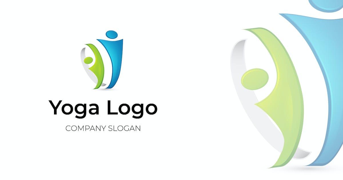 Download Yoga Logo by adamfathony