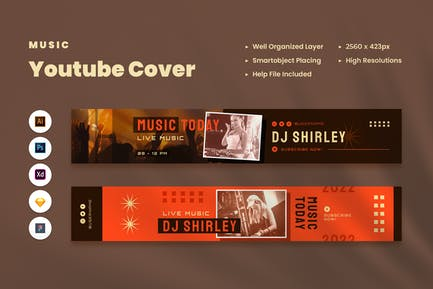 Music Youtube Cover