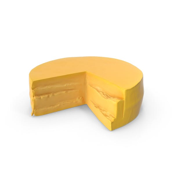Cover Image for Cheddar Cheese Wheel