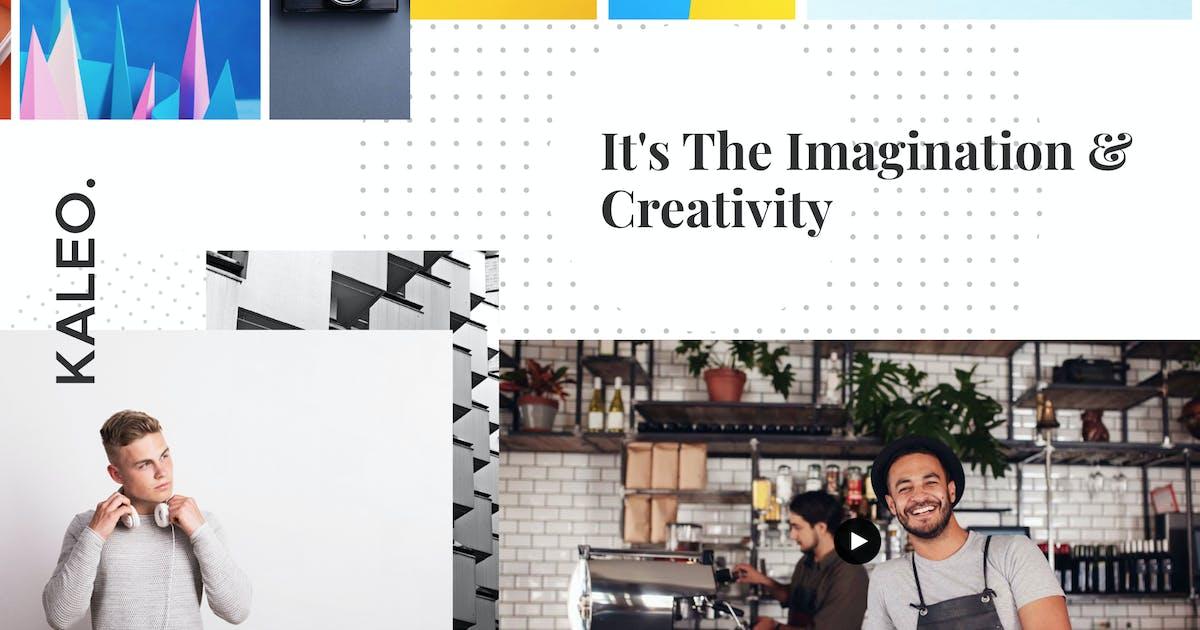 Download Kaleo - Creative Portfolio WordPress Theme by deTheme