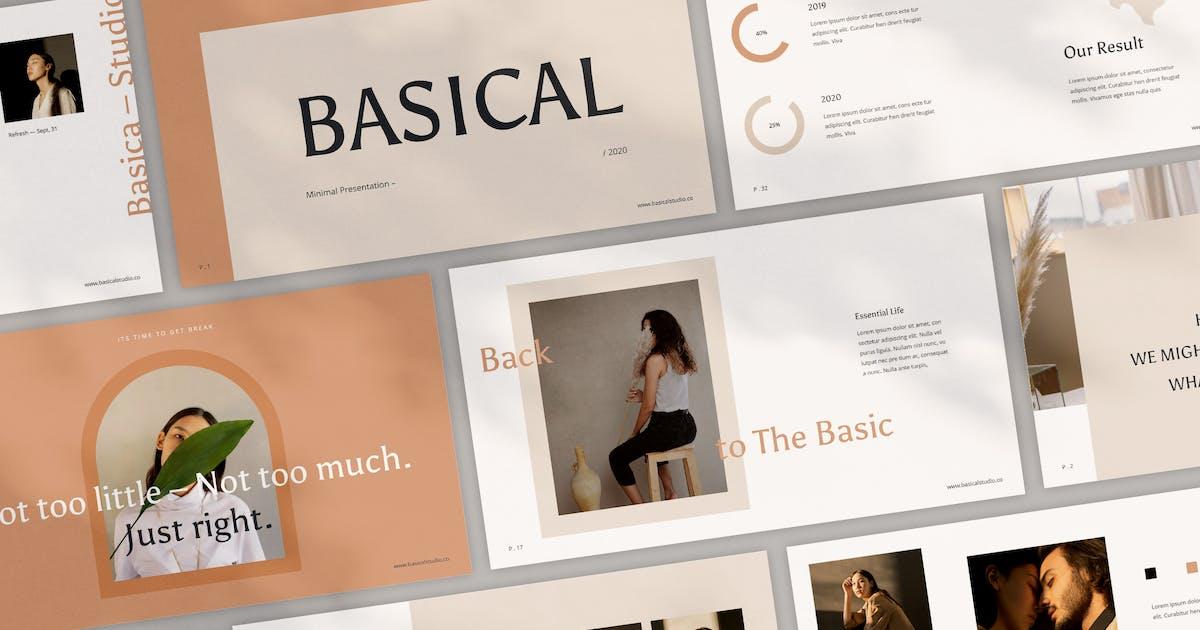 Download Basical Keynote by visuelcolonie