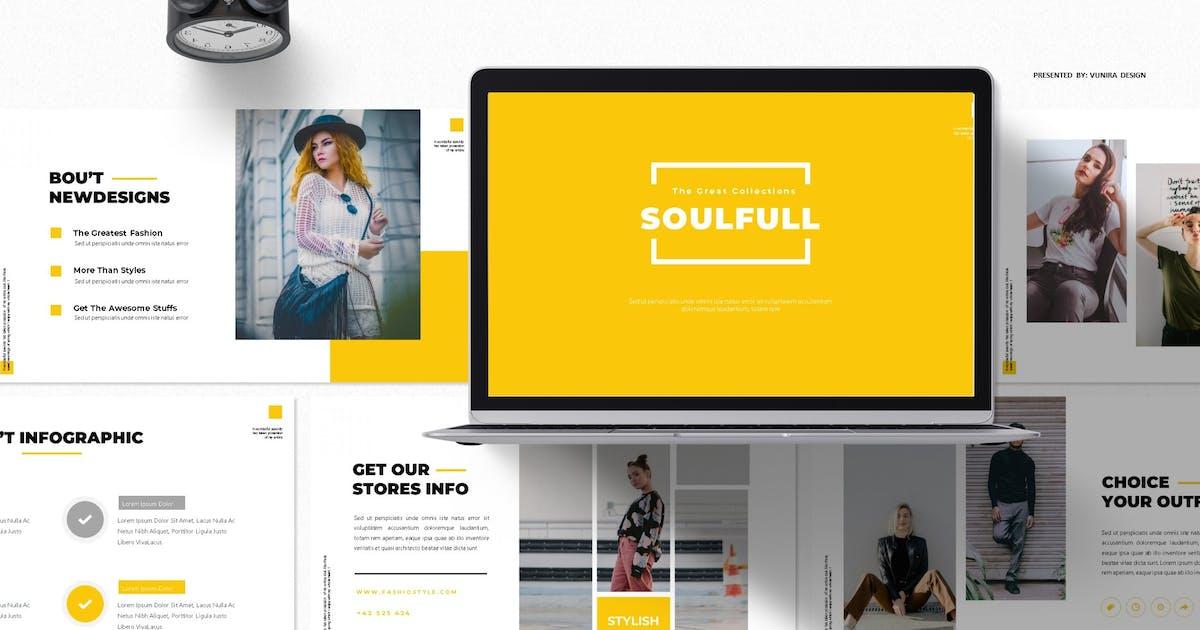 Download Soulfull | Google Slide Template by Vunira