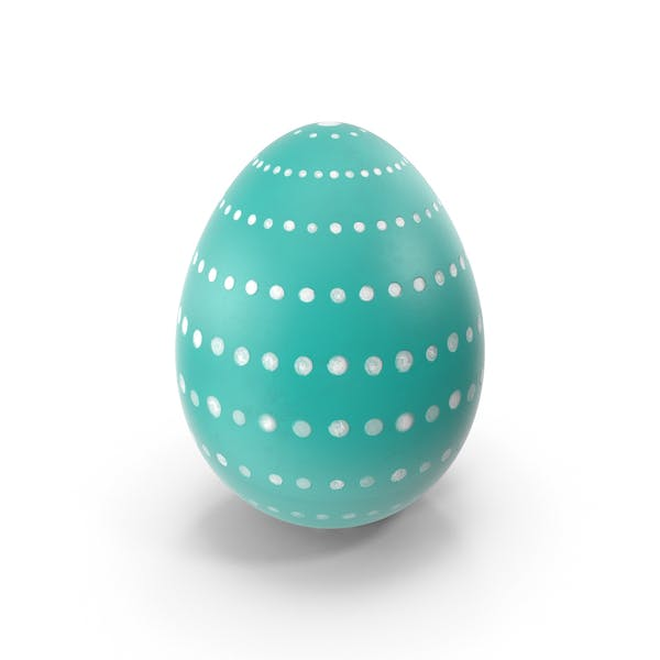 Cover Image for Speckled Easter Egg