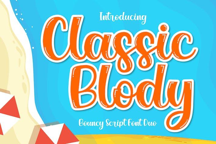 Thumbnail for Fuente Blody clásica