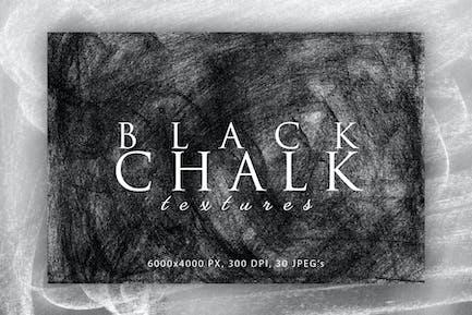 Black Chalk Textures