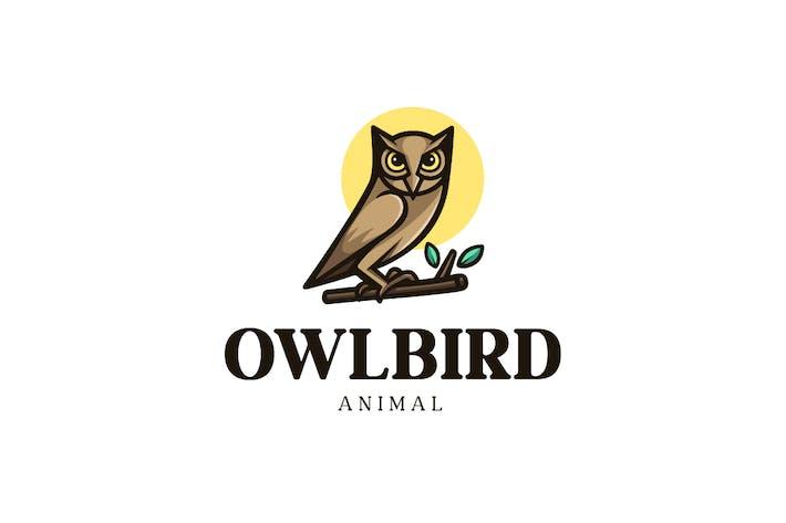 Thumbnail for Owl Bird Logo