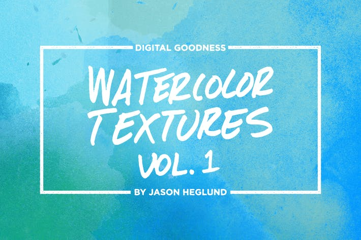 Thumbnail for Watercolor Textures Vol. 1