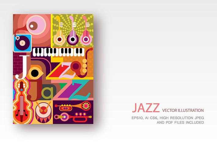 Cover Image For Jazz