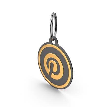 Pinterest Logo Icon