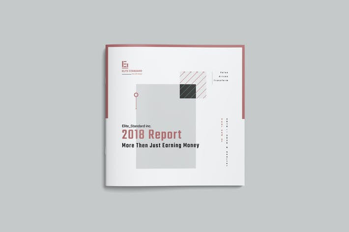 Cover Image For Square Annual Report