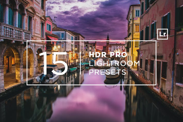 Thumbnail for 15 HDR Pro Lightroom Presets