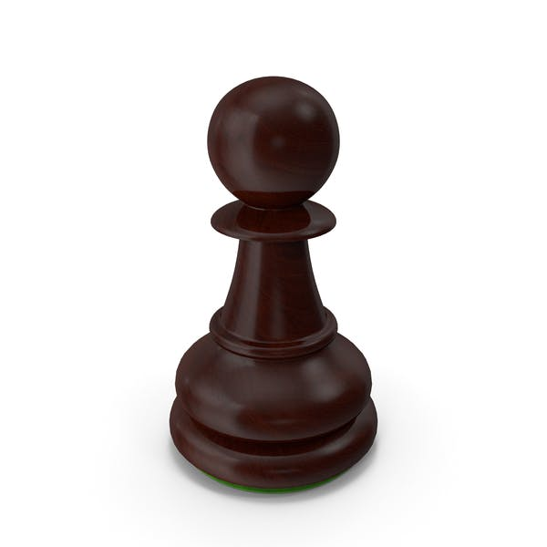 Pawn Dark Green
