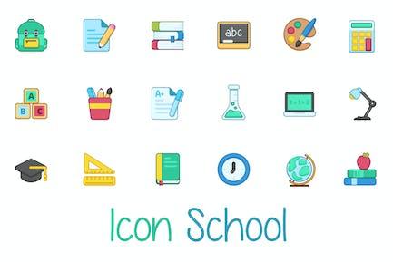 Icono de la escuela