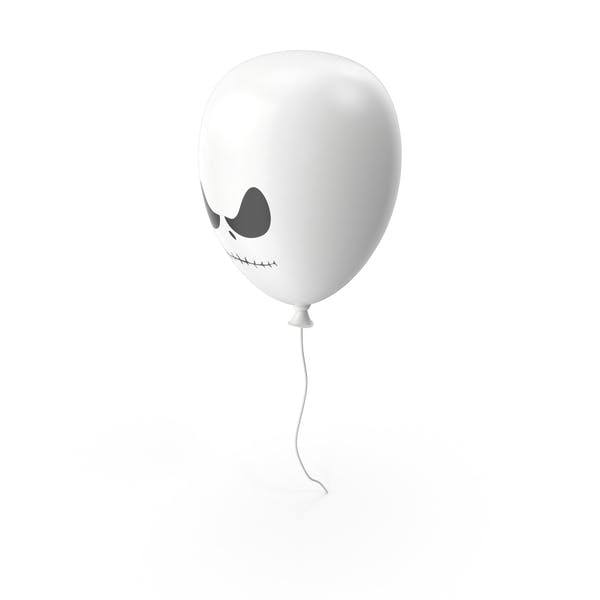 Thumbnail for Skull Balloon