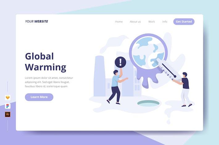 Thumbnail for Global Warming - Landing Page