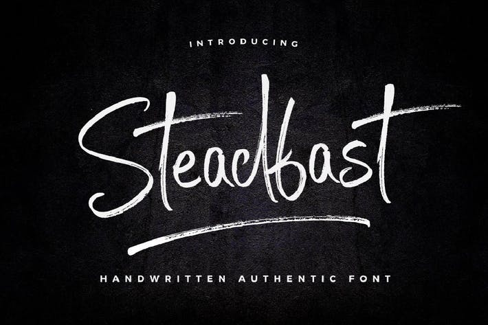 Thumbnail for Steadfast Script