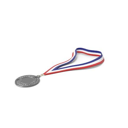 Medaille im olympischen Stil