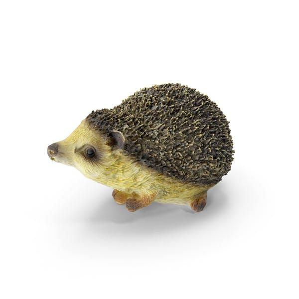 Hedgehog Statue Decoration