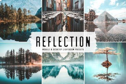 Reflection Mobile & Desktop Lightroom Presets