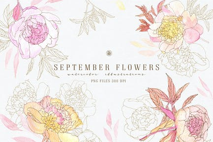 Flores de septiembre vol. 2