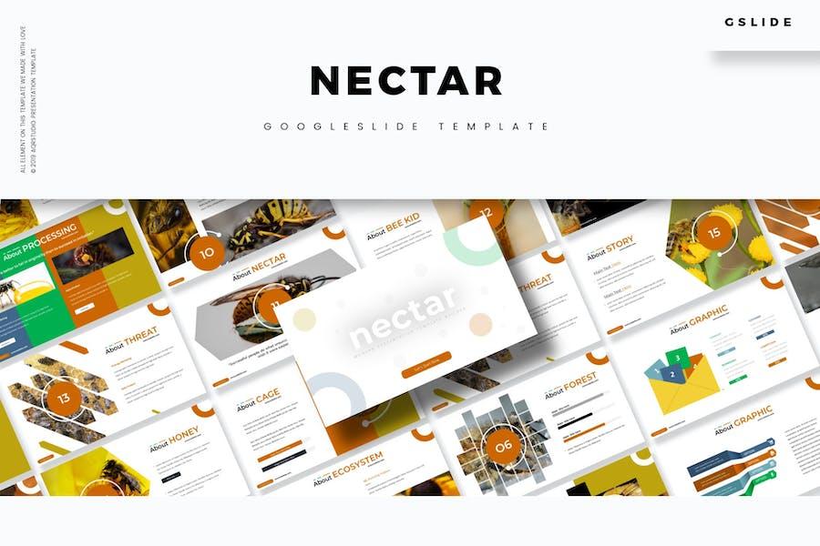 Nectar - Google Slides Template