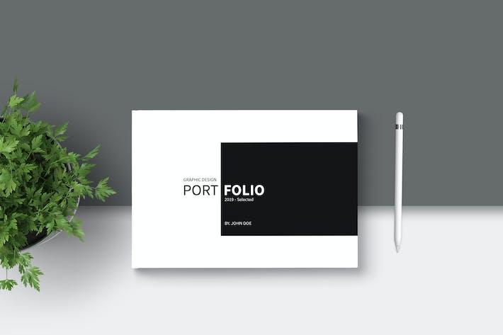 Thumbnail for Graphic Design Portfolio Template