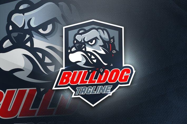 Thumbnail for Bulldog Tagline  - Mascot & Esport Logo