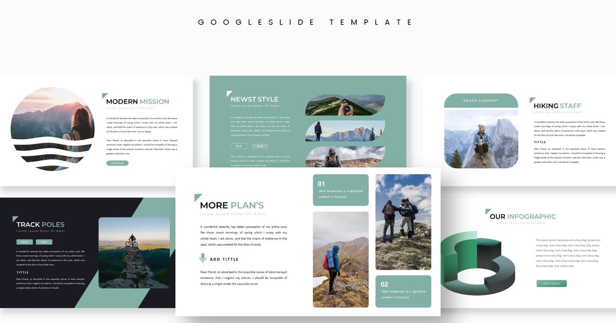 Download Morph - Google Slides Template by aqrstudio