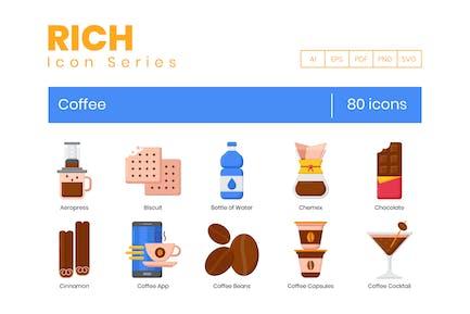 80 Icones Café - Rich Series