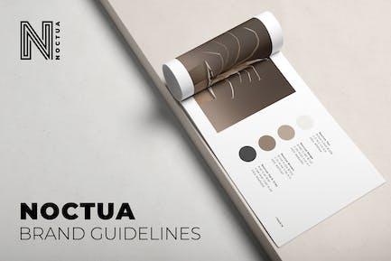 Noctua Markenrichtlinien