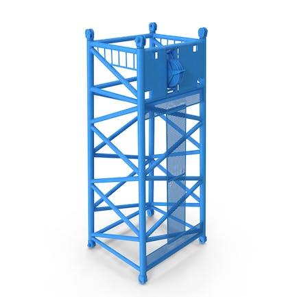 Crane SL Reducing Section 6 75m Blue