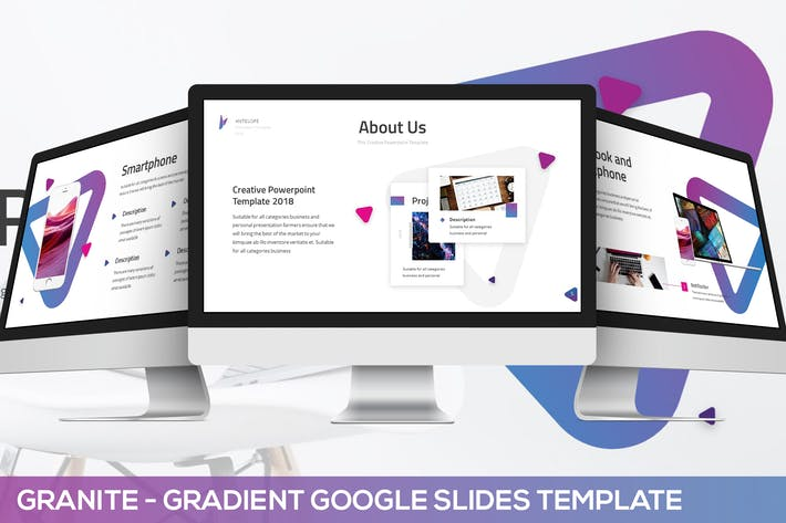 Thumbnail for Antelope - Creative Google Slides Template