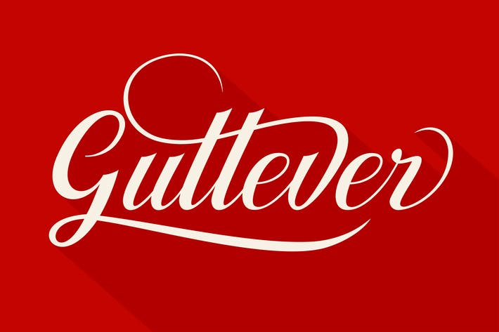 Thumbnail for Gullever Font