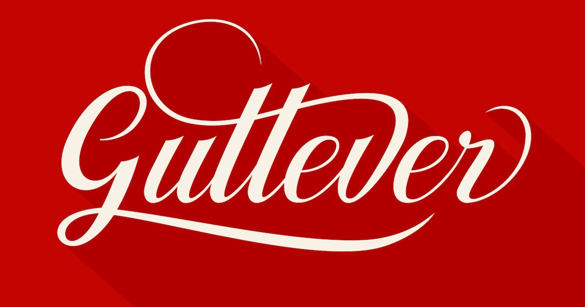 Download Gullever Font by Hardertypefoundry