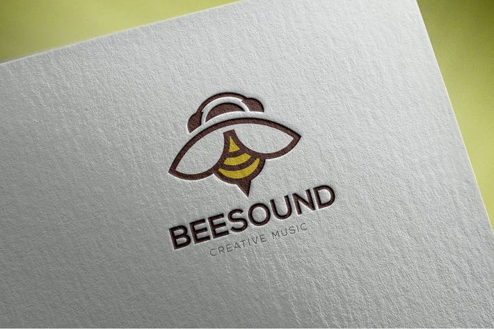 Thumbnail for Music Bee Logo