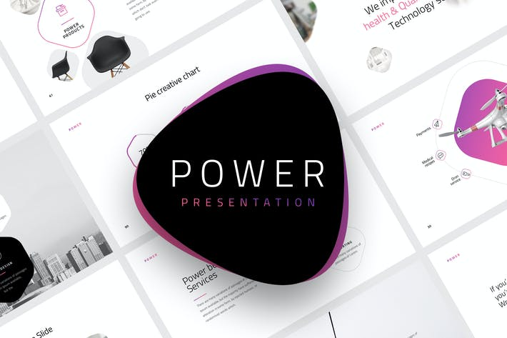 Power - Keynote Template