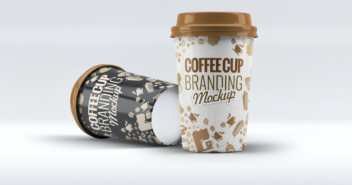 Download Coffee Cup Mock-Up by L5Design