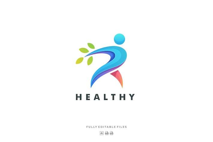 Thumbnail for Human Health Colorful Logo