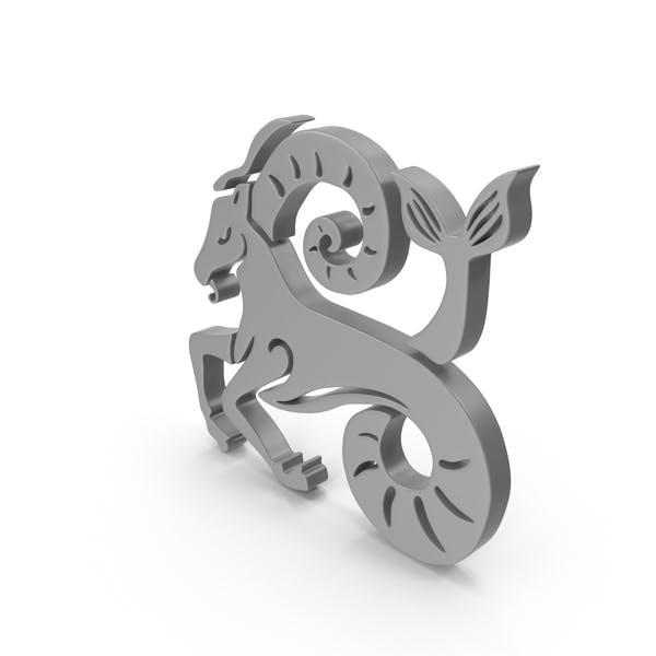 Thumbnail for Capricorn Symbol