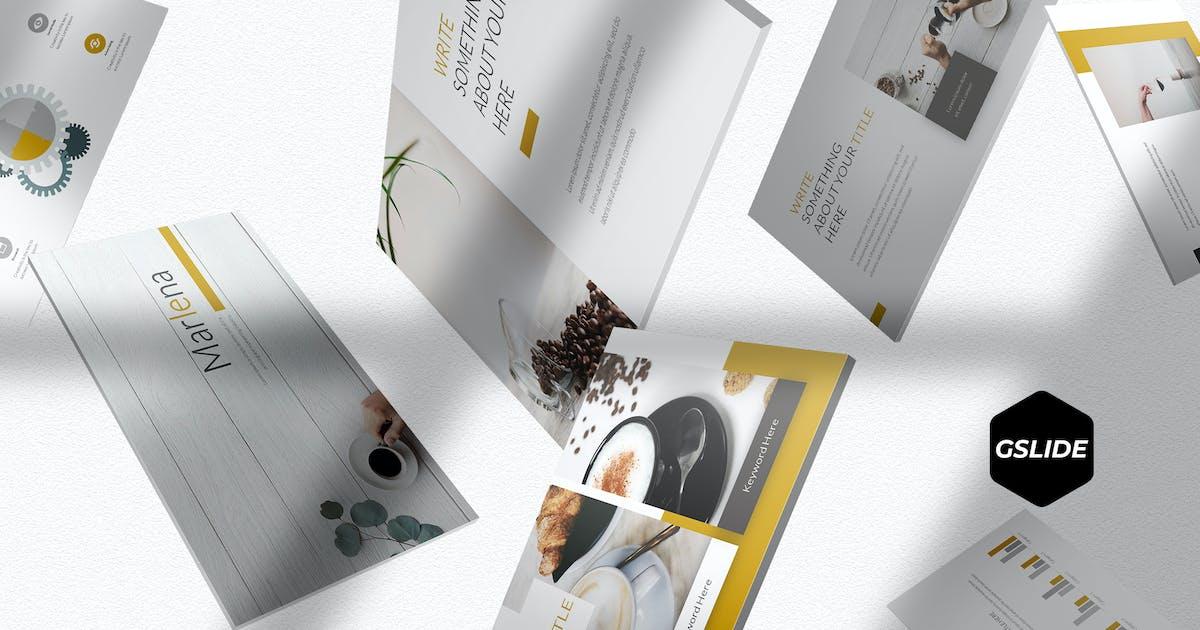 Marlena - Google Slides Template by aqrstudio